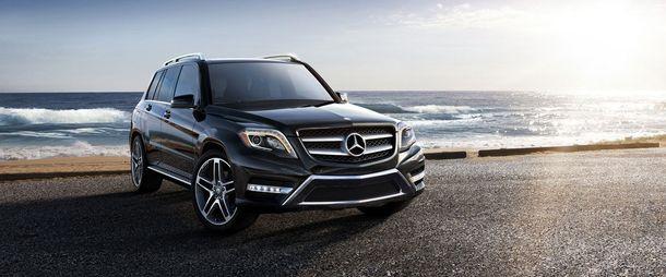 SUV Mercedes GLK