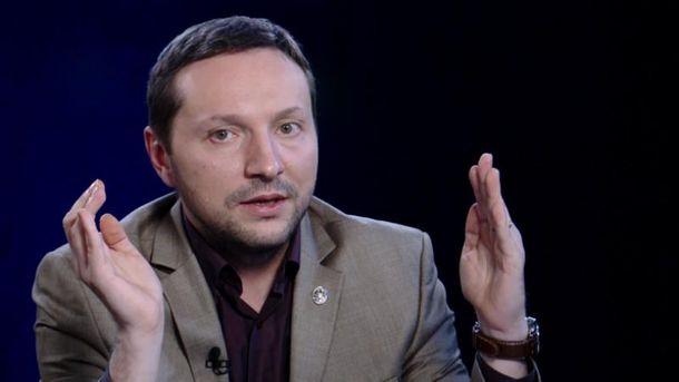 Стець рассказал, откуда деньги на Евровидение
