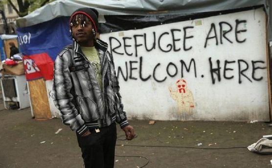 Біженець