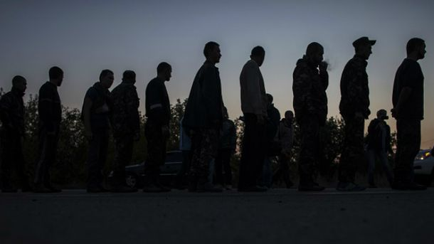 З полону терористів було звільнено 3083 людини