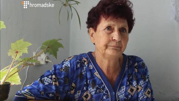 Мати Олега Сенцова живе в окупованому Криму
