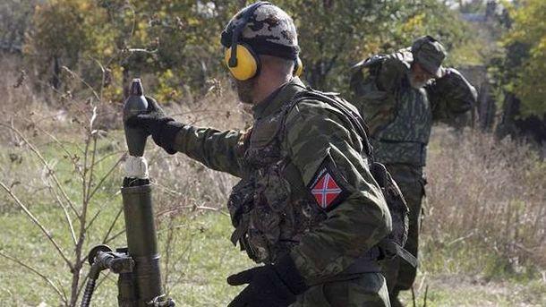 К боевикам прибыли российские спецслужбы