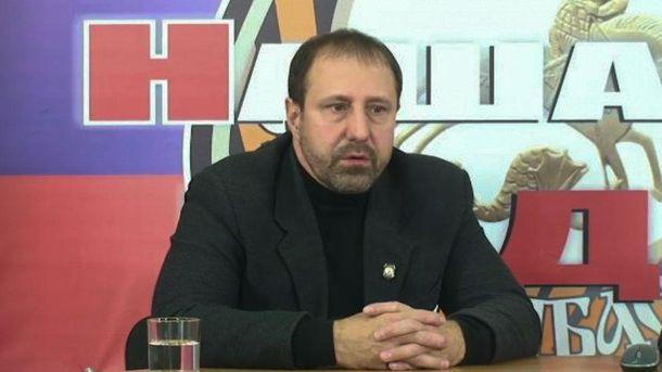 Террорист Александр Ходаковский