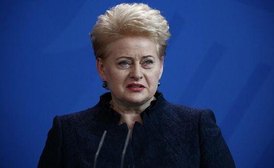 Даля Грибаускайте