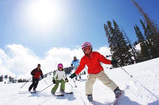 Лыжный отдых стал более доступным