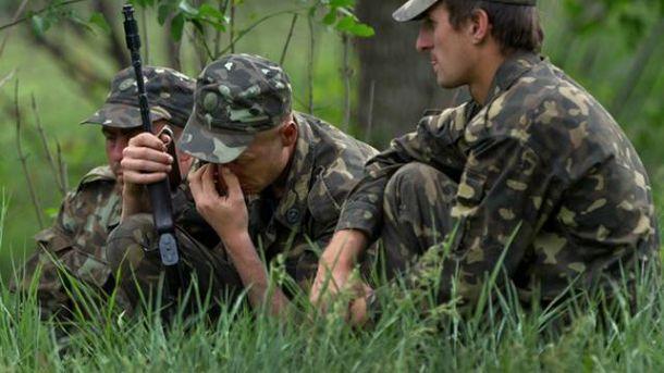 Украинским воинам будут помогать с реабилитацией после АТО