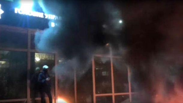 Бурные события в Черкассах