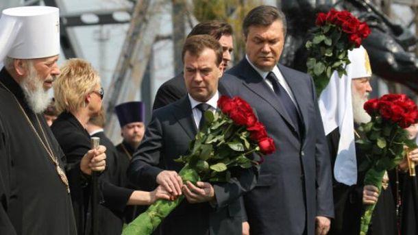 Чего только стоит собственная церковь Януковича в Межигорье