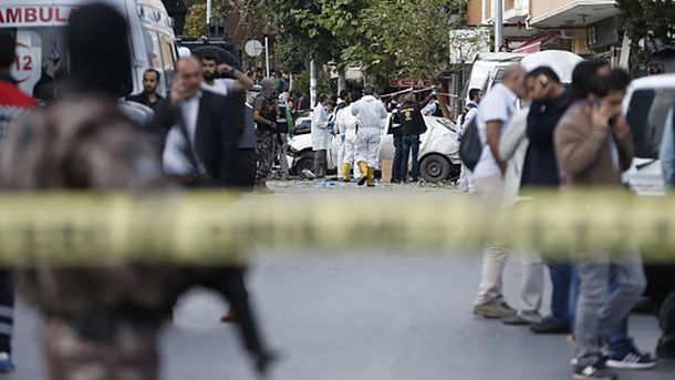 Потужний вибух укотре пролунав у Туреччині (ілюстрація)