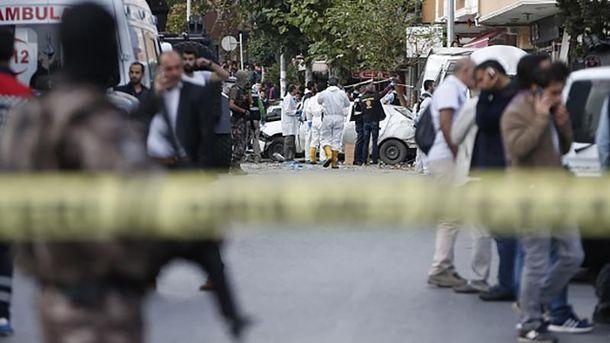 Мощный взрыв в очередной раз прозвучал в Турции (иллюстрация)