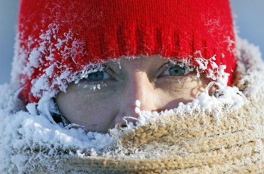 Лютая зима