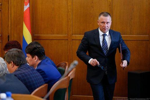 Бывший охранник Владимира Путина Евгений Соничев