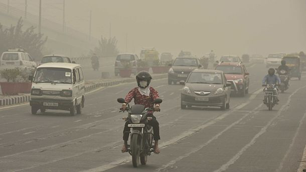Смог у Делі