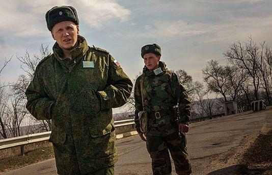 Російські військові у Придністров'ї