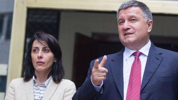 Деканоідзе та Аваков