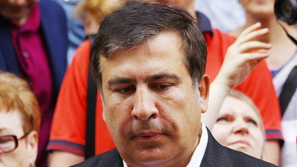 Саакашвілі більше не хоче бути губернатором Одещини