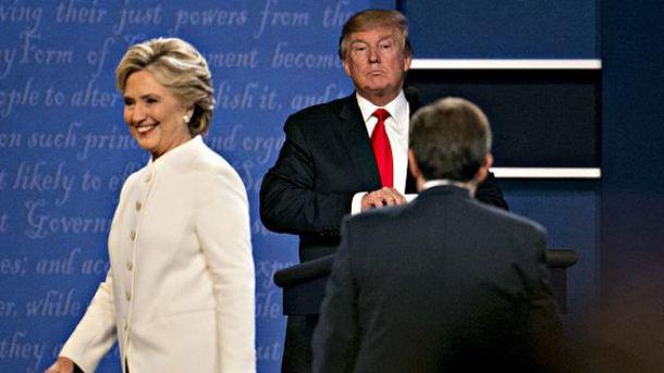 Клинтон потратила на кампанию в два раза больше, чем Трамп