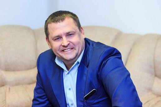 Мер Дніпра Борис Філатов
