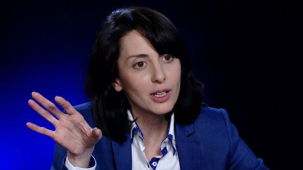 Деканоідзе озвучила пріоритети поліції на 2017 рік