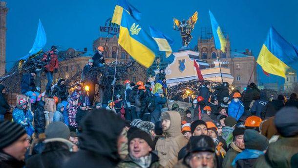 Украинцы всегда готовы к протестам