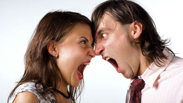 Гнев является естественной эмоцией