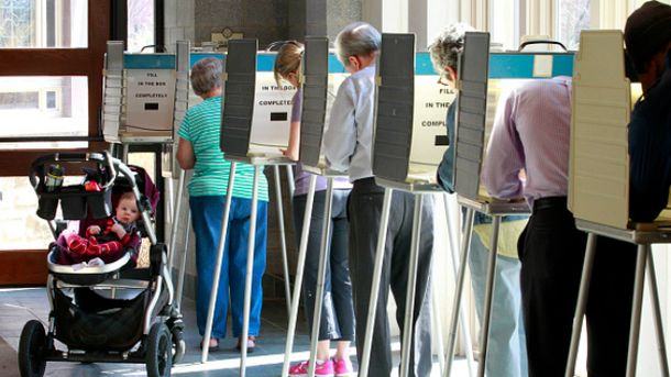Более 43 миллионов американцев проголосовали досрочно
