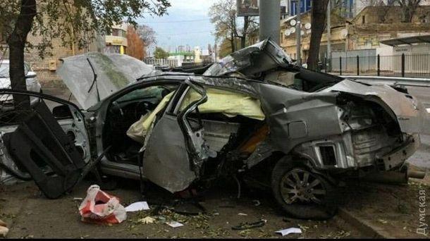 Смертельне ДТП в Одесі