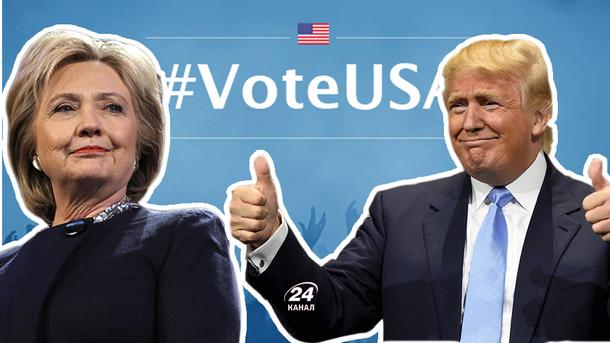 Хто переможе на президентських виборах у США?