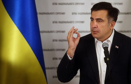 Екс-президент Грузії не зміг провести реформи в Україні