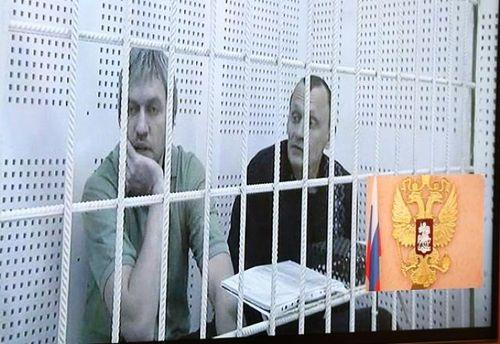 Микола Карпюк і Станіслав Клих