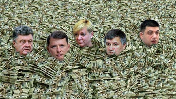 Е-декларации: украинцы до сих пор не могут отойти от шока