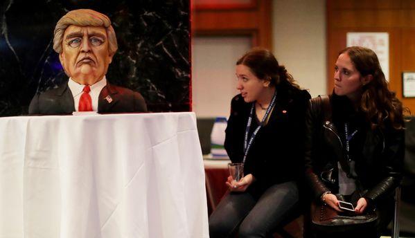 Трамп теперь торт
