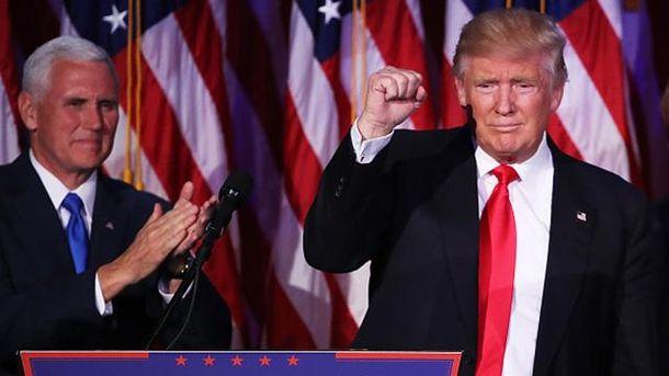 Дональд Трамп победил на выборах США