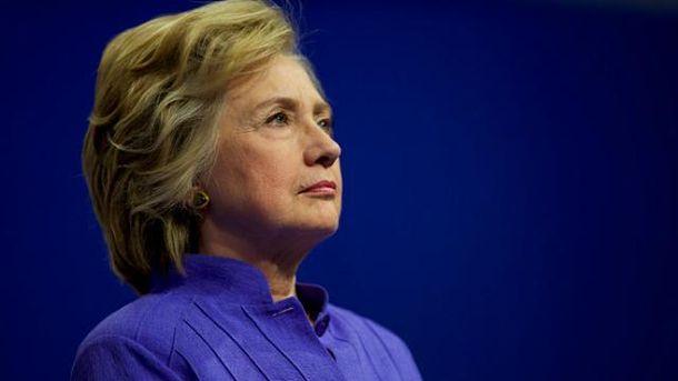 Клинтон уже признала свое поражение