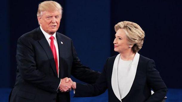 Клінтон запропонувала співпрацю Трампу