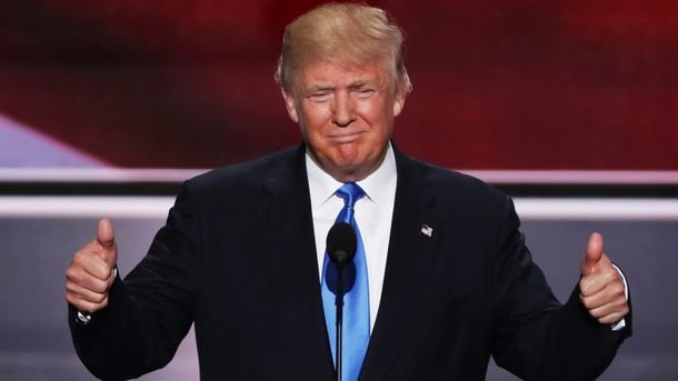 Поздравления растрогали Трампа