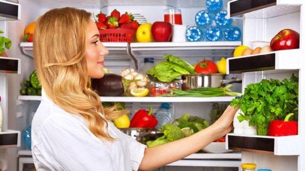 Популярні міфи про зберігання продуктів