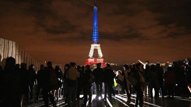 Серія терактів сколихнула Париж ввечері 13 листопада 2015