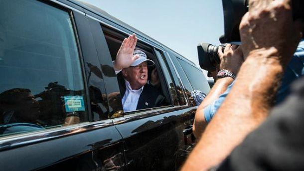 Трамп їздитиме на новеньких лімузинах