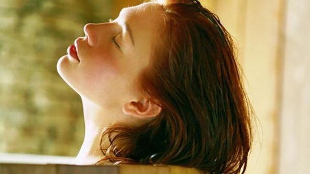 Ванна поможет снять усталость после тяжелого дня