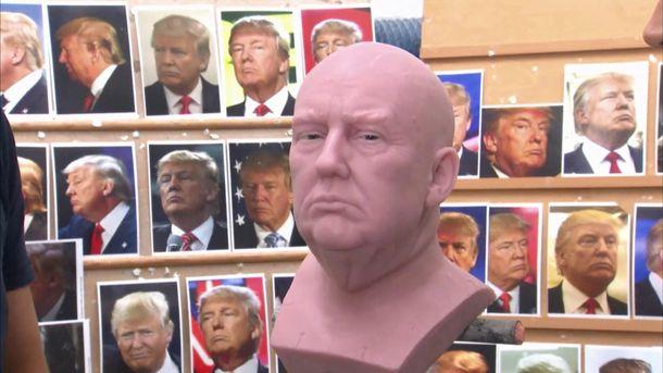 Фигура Дональда Трампа