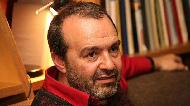 Российский сценарист и радиоведущий Виктор Шендерович