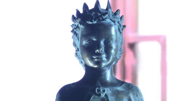 Пам'ятник французькій королеві Анні Ярославні