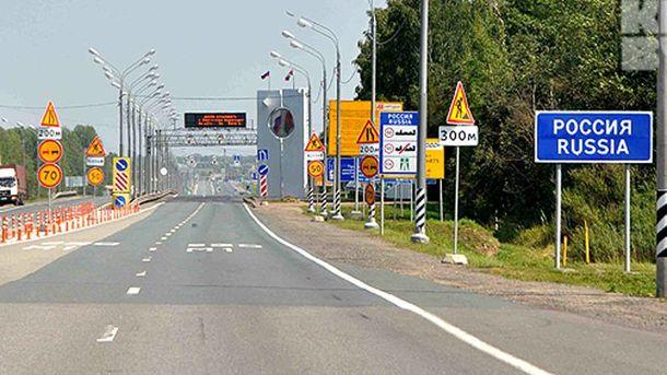 Росія закрила в'їзд для третіх осіб з боку Білорусі
