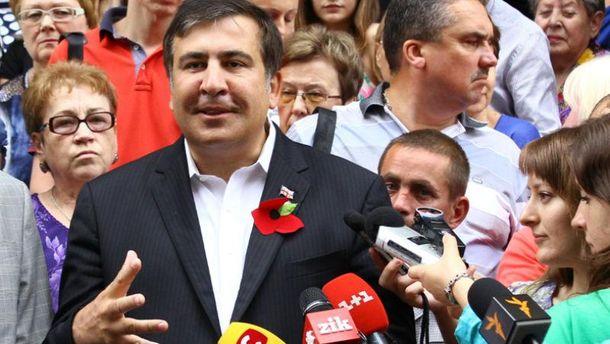 Мета Саакашвілі – дострокові парламентські вибори