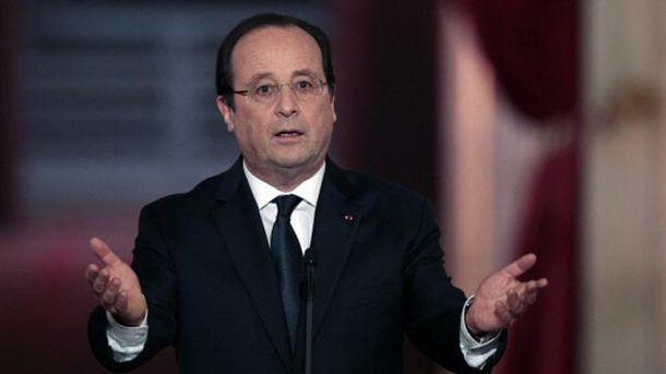 Олланд був занадто відвертий там, де цього не слід було робити Президенту Франції