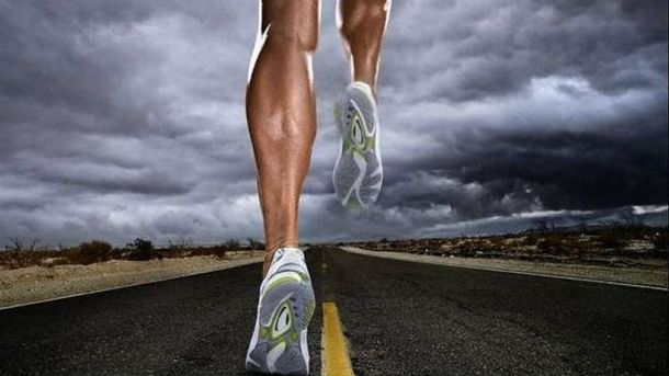 Этот бег очень безопасен: снижается риск травмы
