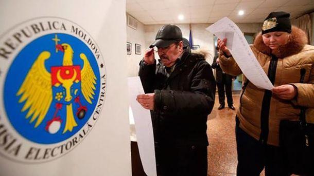 Вибори в Молдові