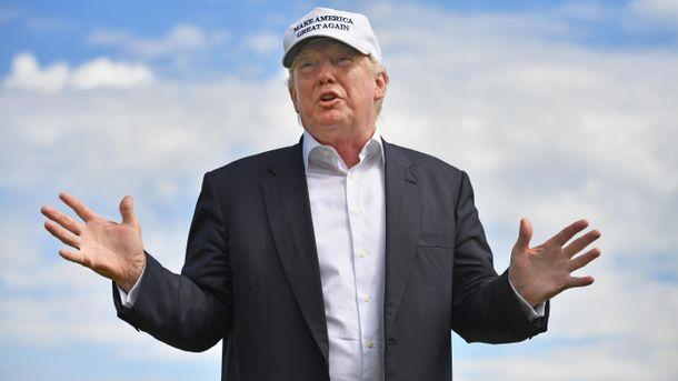 Дональд Трамп – наш пацан