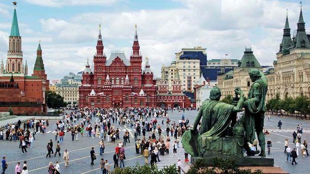 Гражданин украинской столицы залайки всоцсети спел гимн Украины наКрасной площади